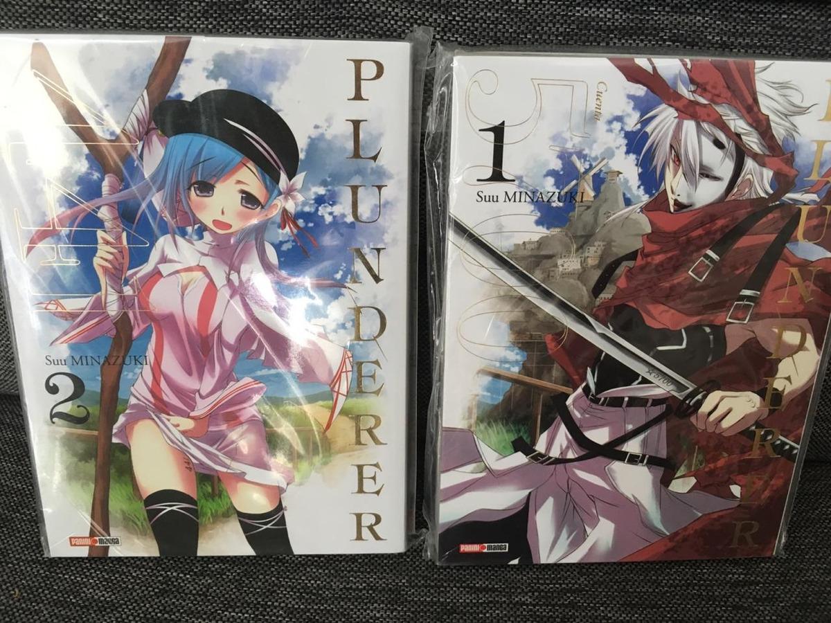 Plunderer 1 Y 2 Suu Minazuki Panini Manga Mexico