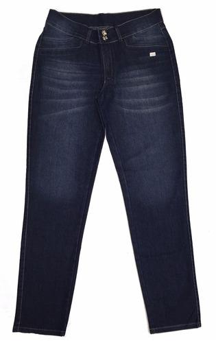 plus size calça jeans lycra feminina pequeno defeito 7017