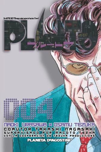 pluto 04(libro seinen (cómic adulto))