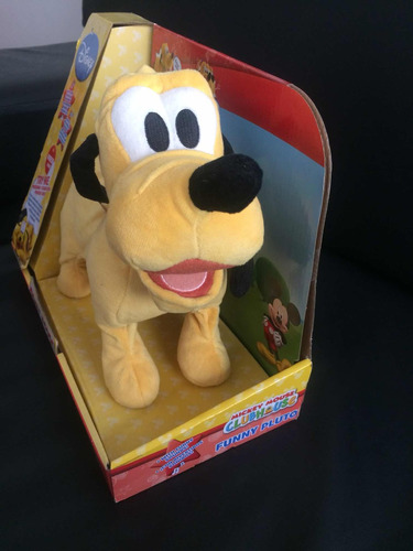 pluto funny mickey mouse club house  +18m