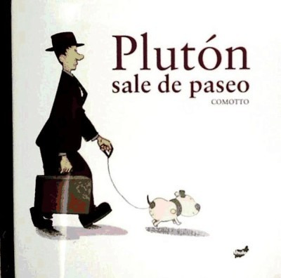 pluton sale de paseo(libro )