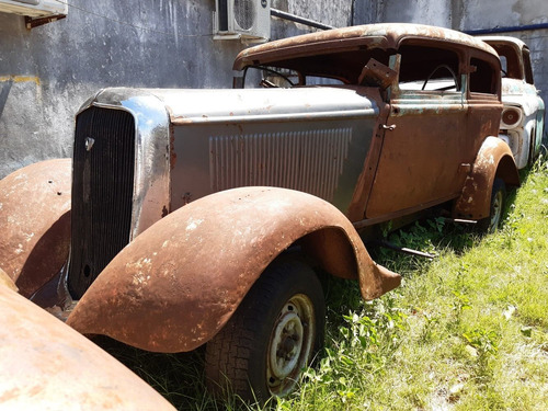 plymouth 1934 two door rat rod - tannen classic cars
