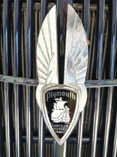 plymouth roadster 1935 de coleccion