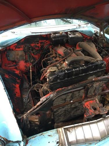 plymouth s/modelo sedan 4 puertas