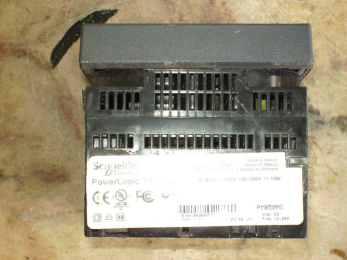 pm850 powerlogic medidor de energia