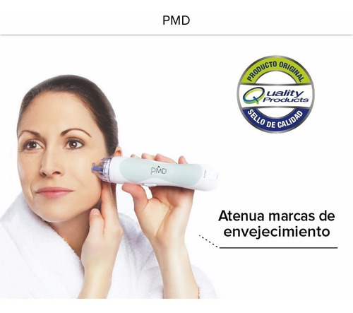 pmd microdermoabrasión personal piel joven y sin manchas