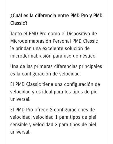 pmd version pro microdermoabrasion