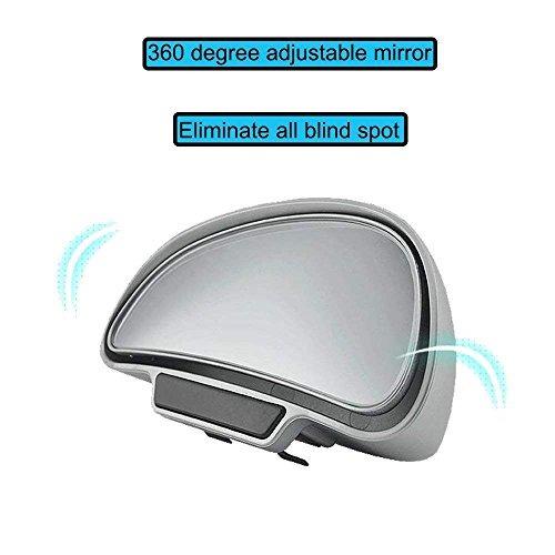 pme - espejo retrovisor de 98 pulgadas espejo retrovisor uni