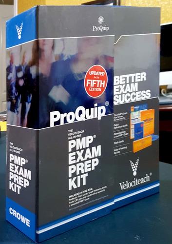 pmp - kit velocitech full preparación - quinta edición