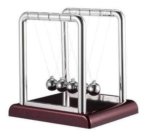 pêndulo de newton - luxo decoração para escritório trabalho