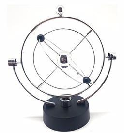 pêndulo de newton pequeno ideal para escritório