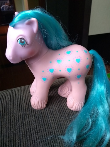 pônei my little pony g1 big brother raro