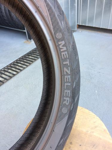 pneu 120/70/17 metzeler m5 usado srad bandit xj6 hornet cbr