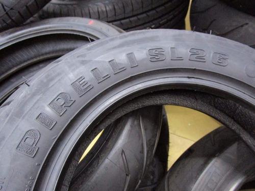 pneu 130 / 60 - 13 pirelli sl26 future dafra laser prima 150
