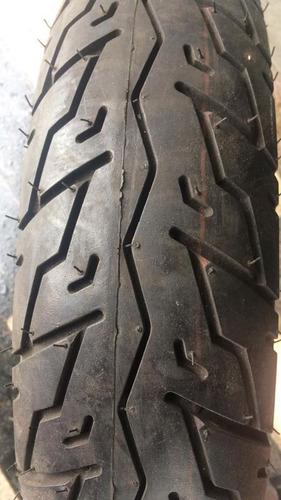 pneu 130/90-16 m/c 67h marca importada - duro