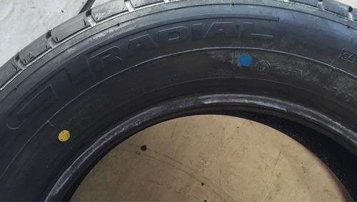 pneu 165/70/13 gt radial champiro 70 (novo)