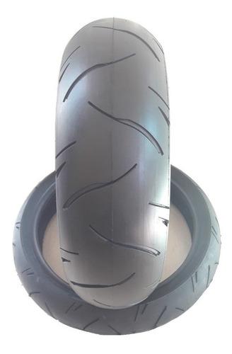 pneu 180/55-17 cinborg furia traseiro hornet xj6 cb 500f