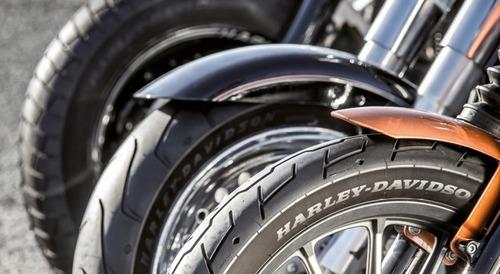 pneu 180/65b16 original harley davidson traseiro road king