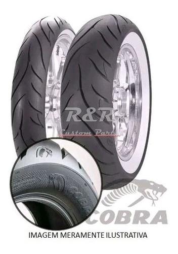 pneu 180/65r16 81h traseiro cobra harley davidson touring