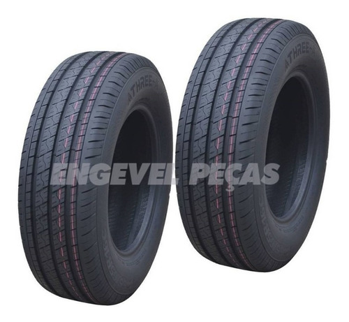 pneu 185/r14 c effitrac 102/100q trhee-a | 2 unidades