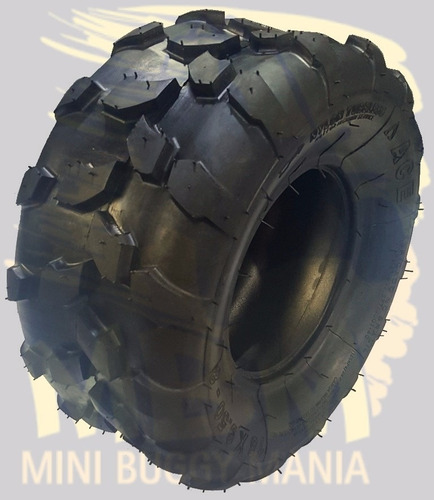 pneu 18x9.5-8 - 18/9.50 mini buggy - quadriciclo - kart cros