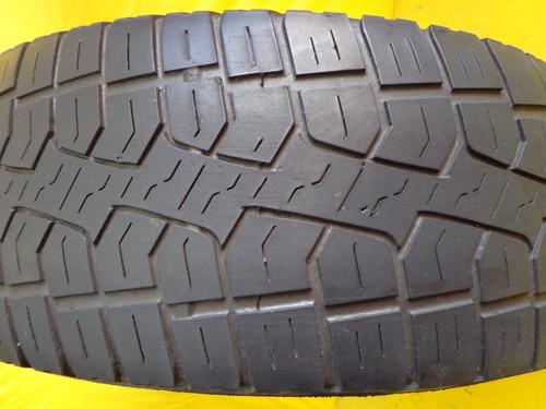 pneu 205 60 15 pirelli scorpion atr usado meia vida