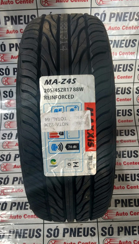 pneu 205 maxxis