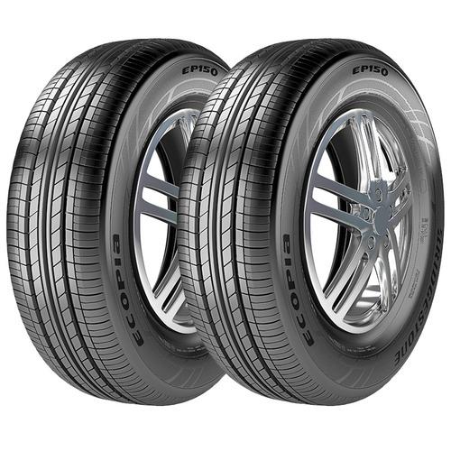 pneu 205/55r16 bridgestone ecopia ep150 kit 2 pneus