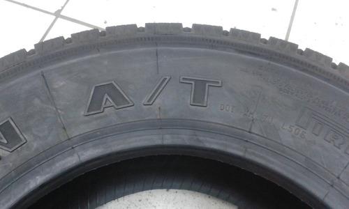 pneu 215 80 16 pireli a/t estoque antigo f100 f1000 d20 c20