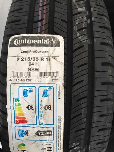 pneu 215/55r18 94h contiprocontact continental
