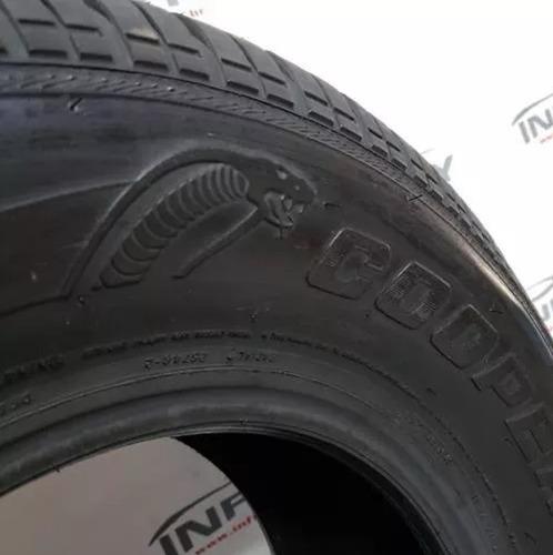 pneu 215/65 r15 cooper cobra radial g/t letra branca opala v