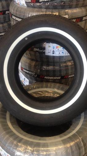 pneu 215/70 r15 nankang faixa branca galaxie landau