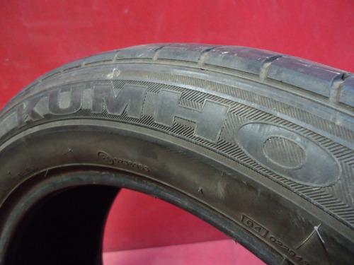 pneu 225 50 17 kumho solus kh17 usado meia vida