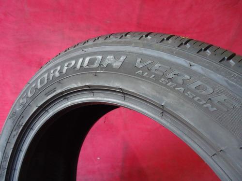 pneu 225 55 18 pirelli scorpion verde usado meia vida