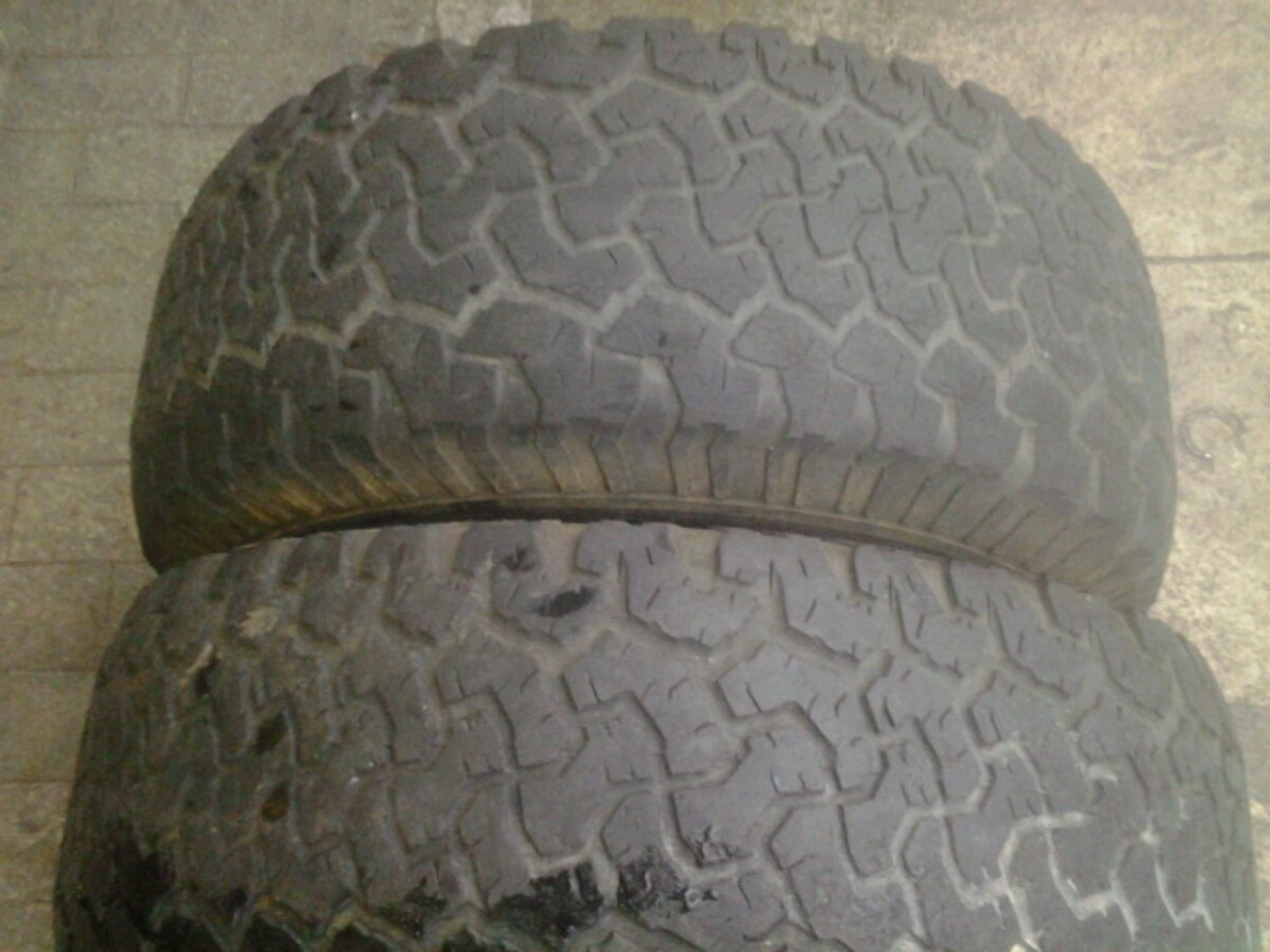 Pneu 235 75 15 Pirelli Firestone Usados R 220 00 Em