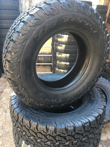 pneu 245/70/16 desenho bf goodrich ko2 remold
