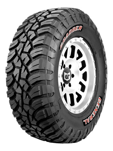 pneu 265/75r16 general tire grabber x3 112/109q