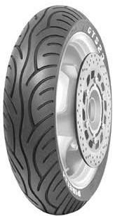 pneu aro 14 pirelli 120/70-14 gts23 front p/ customizações