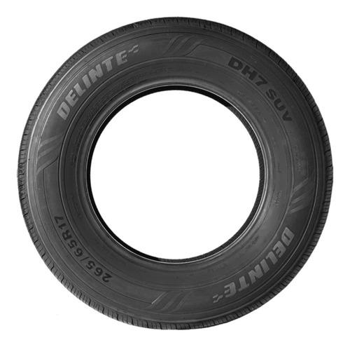 pneu aro 16 delinte 235/60/16 100v dh7