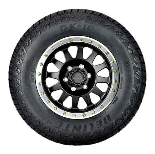 pneu aro 16 delinte dh2  dx-10 a/t bandit 225/75r15 115/112s