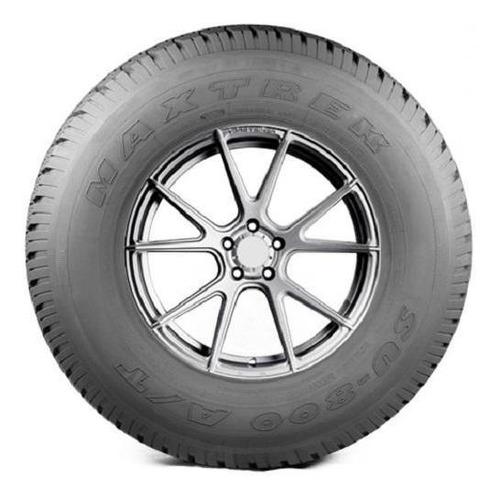 pneu aro 16 maxtrek su-800 a/t 265/75r16 116s