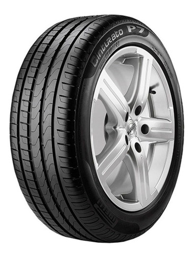 pneu aro 16 pirelli - 195/55r16 cinturato p7 - 91v gehum