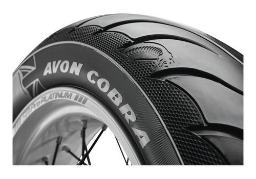 pneu avon cobra 180/65-16 81h harley davidson touring