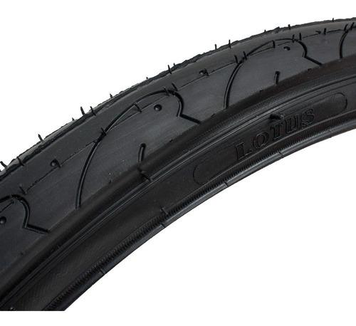 pneu bike aro 26x1.90 lotus slick sri-99 (47-559) preto