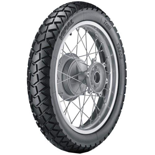 pneu bros 150 xre 190 crosser 150 110/90-17 60p tr300 vipal