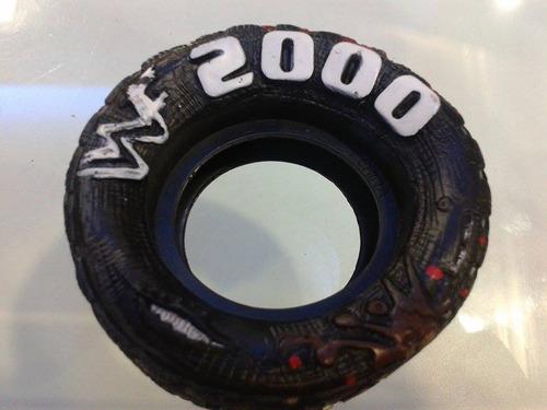 pneu caminhão miniatura acessório para action figures