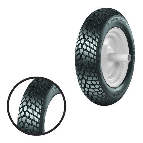 pneu + câmara de ar aro 8 3.50-8 carrinho de malas cerâmica