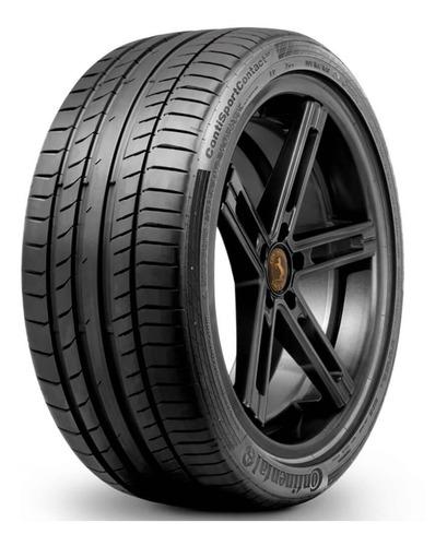 pneu continental aro 19 225/35r19 88y sport contact 5
