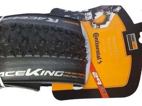 pneu continental race king perf 29 2.2 29x2.2 kevlar tubeles