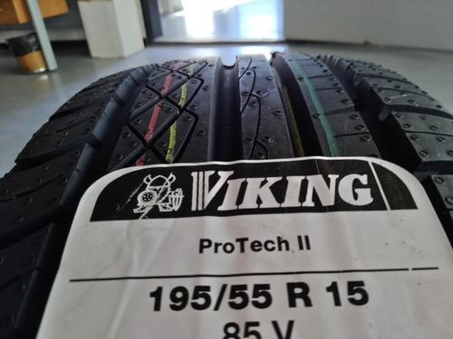 pneu continental viking 195.55.15  85v pro tech (alf)